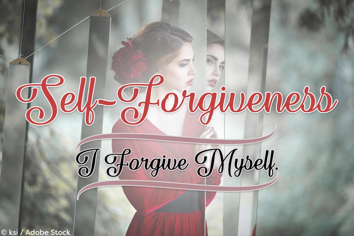 Forgiven Script by Misti's Fonts. Image credit: © ksi / Adobe Stock