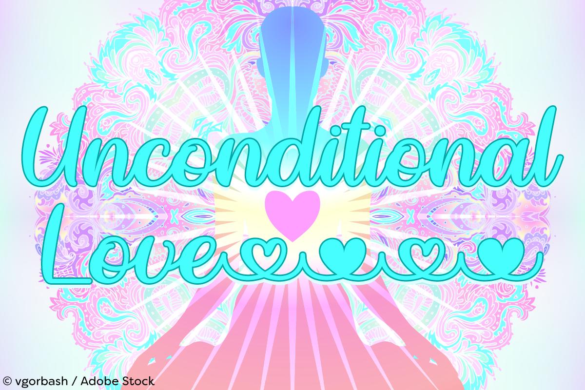 The Heart Chakra by Misti's Fonts. Image credit: © vgorbash / Adobe Stock
