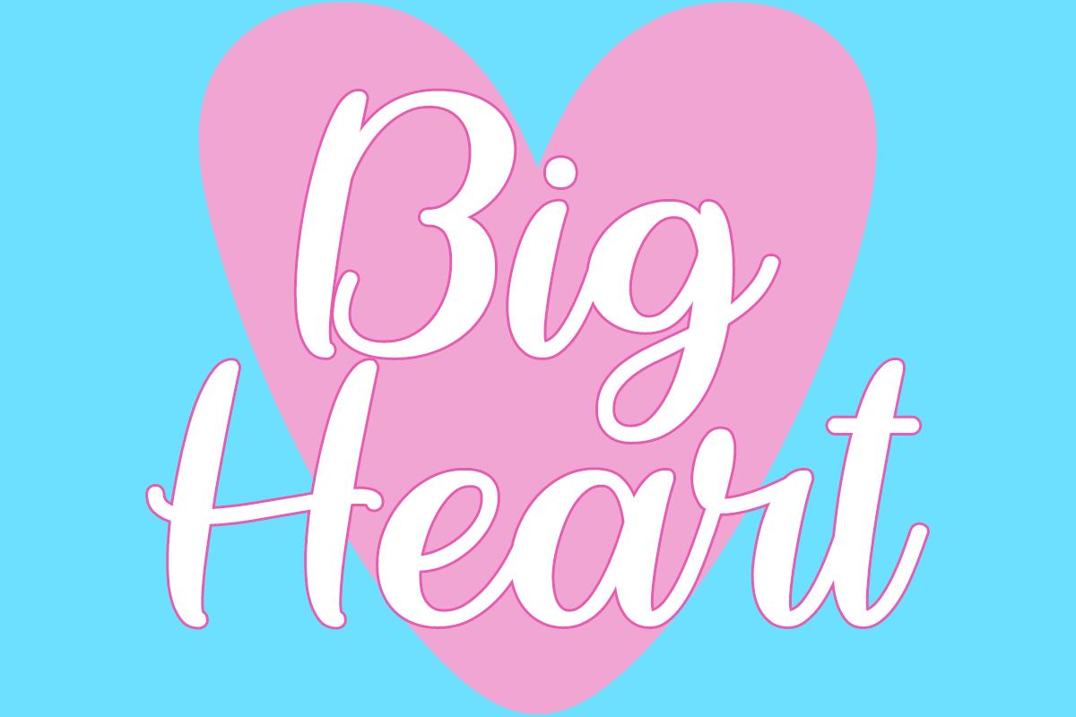 The Heart Chakra by Misti's Fonts.